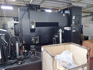 Milling machine Mazak Variaxis 500 5X II-9