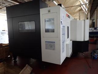 Milling machine Mazak Variaxis 500 5X II-12