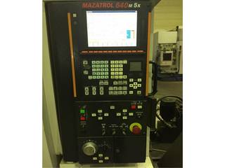 Milling machine Mazak Variaxis 630 5X, Y.  2004-4