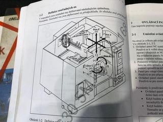 Milling machine Mazak Variaxis 630 5 X-13