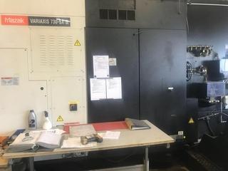 Milling machine Mazak Variaxis 730 5X II, Y.  2007-4