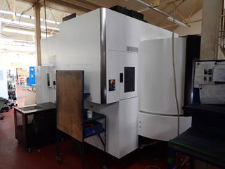 Milling machine Mazak Variaxis J-500 (4+1), Y.  2015-7