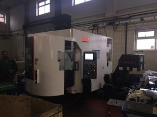 Milling machine Mazak Variaxis J 500-8