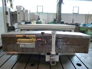 Mecof HVM 5000 Bed milling machine-10