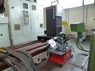 Mecof HVM 5000 Bed milling machine-6