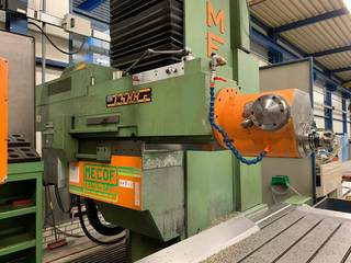 Mekof CS 88 G Bed milling machine-6