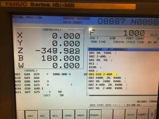 Microcut Challenger HBM 4 Boringmills-5