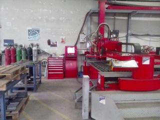 Microstep Europa Typ SLP-PA 15001.35 plasma cutting machines-3