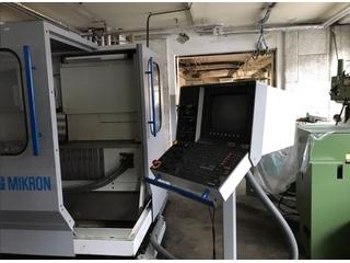 Milling machine Mikron UM 600-3