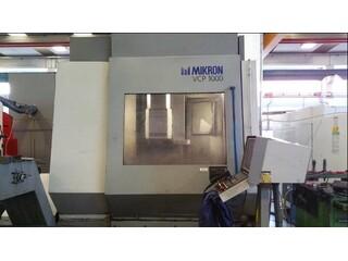 Milling machine Mikron VCP 1000-1