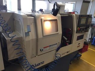 Lathe machine Miyano BNF 16 S-1