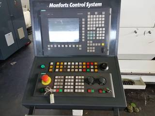 Lathe machine Monforts MNC 500 MultiTurn-3