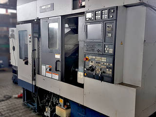 Lathe machine Mori Seiki CL 153 M ladeportal/gentry-2