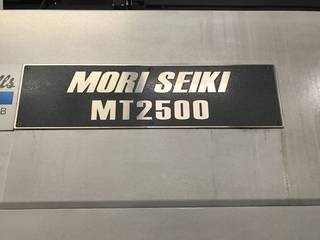 Lathe machine Mori Seiki MT 2500 SZ / 1500-4