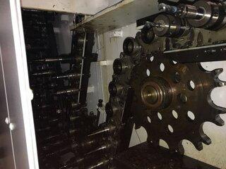 Lathe machine Mori Seiki MT 2500 SZ / 1500-10