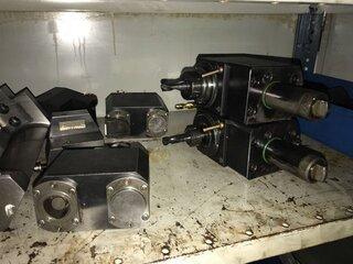Lathe machine Mori Seiki MT 2500 SZ / 1500-12