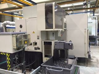 Milling machine Mori Seiki MV 65 B-2
