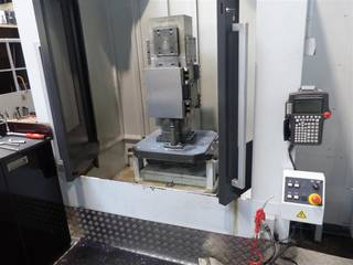 Milling machine Mori Seiki NH 6300 DCG APC 6, Y.  2012-1