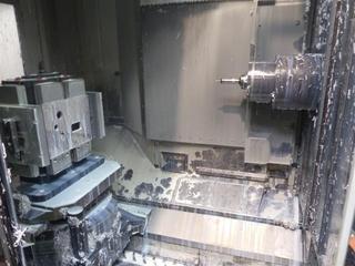 Milling machine Mori Seiki NH 6300 DCG APC 6, Y.  2012-3