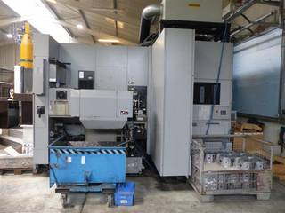 Milling machine Mori Seiki NH 6300 DCG APC 6, Y.  2012-4