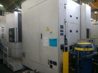 Milling machine Mori Seiki NH 8000-6
