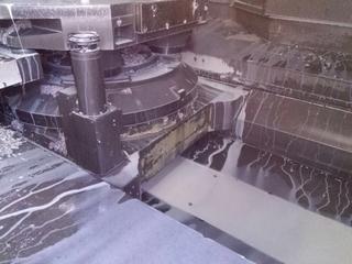 Milling machine Mori Seiki NH 8000-3