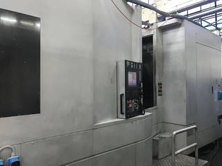 Milling machine Mori Seiki NH 8000, Y.  2007-5