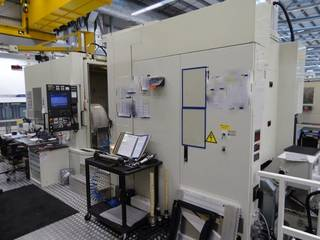used Mori Seiki NH 8000 DGC [162636007]