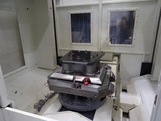 Milling machine Mori Seiki NH 8000 DGC, Y.  2006-2
