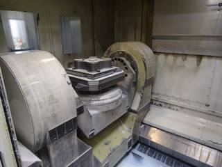 Milling machine Mori Seiki NH 8000 DGC, Y.  2006-4