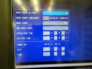 Milling machine Mori Seiki NH 8000 DGC, Y.  2006-9