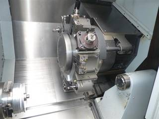 Lathe machine Mori Seiki NL 1500 MC-1