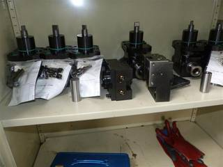 Lathe machine Mori Seiki NL 1500 MC-6