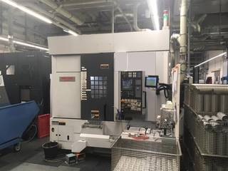 Lathe machine Mori Seiki NL 1500 MC-0