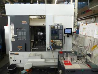 Lathe machine Mori Seiki NL 1500 MC-7