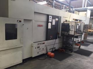 Lathe machine Mori Seiki NL 2500 S / 700 x 2 + Gantry -0