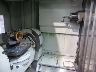 Milling machine Mori Seiki NMH 6300 DCG, Y.  2013-3
