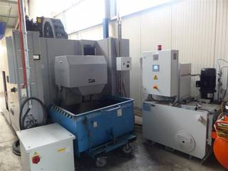 Milling machine Mori Seiki NMV 5000 DCG, Y.  2009-3