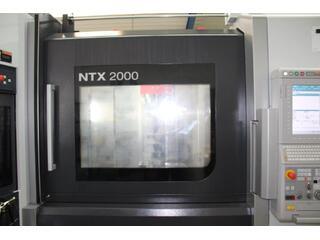 Lathe machine Mori Seiki NTX 2000 / 1500 SZM-9