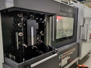 Lathe machine Mori Seiki NTX 2000 / 1500 SZM-7