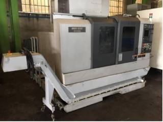 Milling machine Mori Seiki NV 5000 B / 40-1