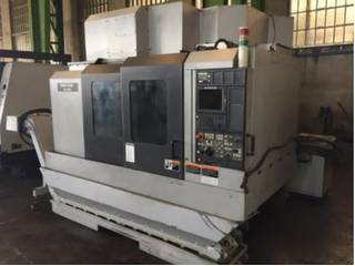 Milling machine Mori Seiki NV 5000 B / 40-2