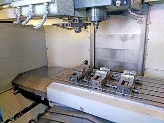 Milling machine Mori Seiki NV 5000 a1B / 40, Y.  2014-1