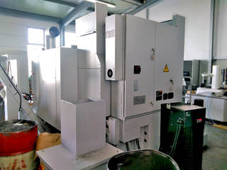 Milling machine Mori Seiki NV 5000 a1B / 40, Y.  2014-2