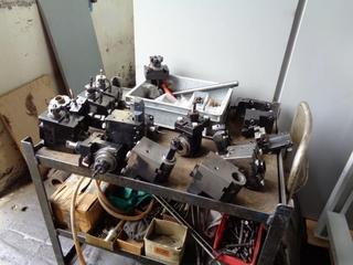 Lathe machine Mori Seiki NZ 1500 T2Z-9