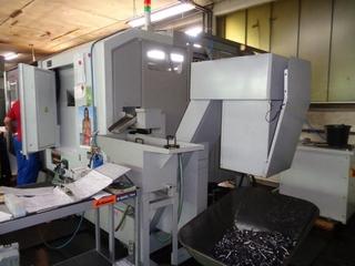 Lathe machine Mori Seiki NZ 1500 T2Z-10