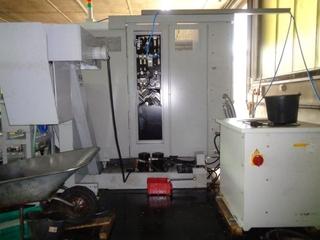 Lathe machine Mori Seiki NZ 1500 T2Z-11