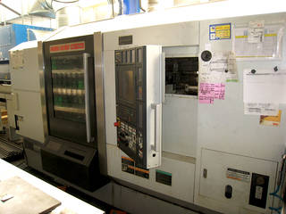 Lathe machine Mori Seiki NZ 1500 T2Y2-6