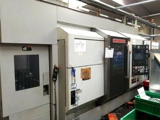 Lathe machine Mori Seiki NZ 2000 T2Y gentry/Portallader-0