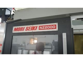 Lathe machine Mori Seiki NZ 2000 T2Y gentry/Portallader-1